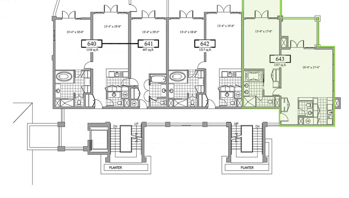 NBH Floor Plan (Unit 643) v4608