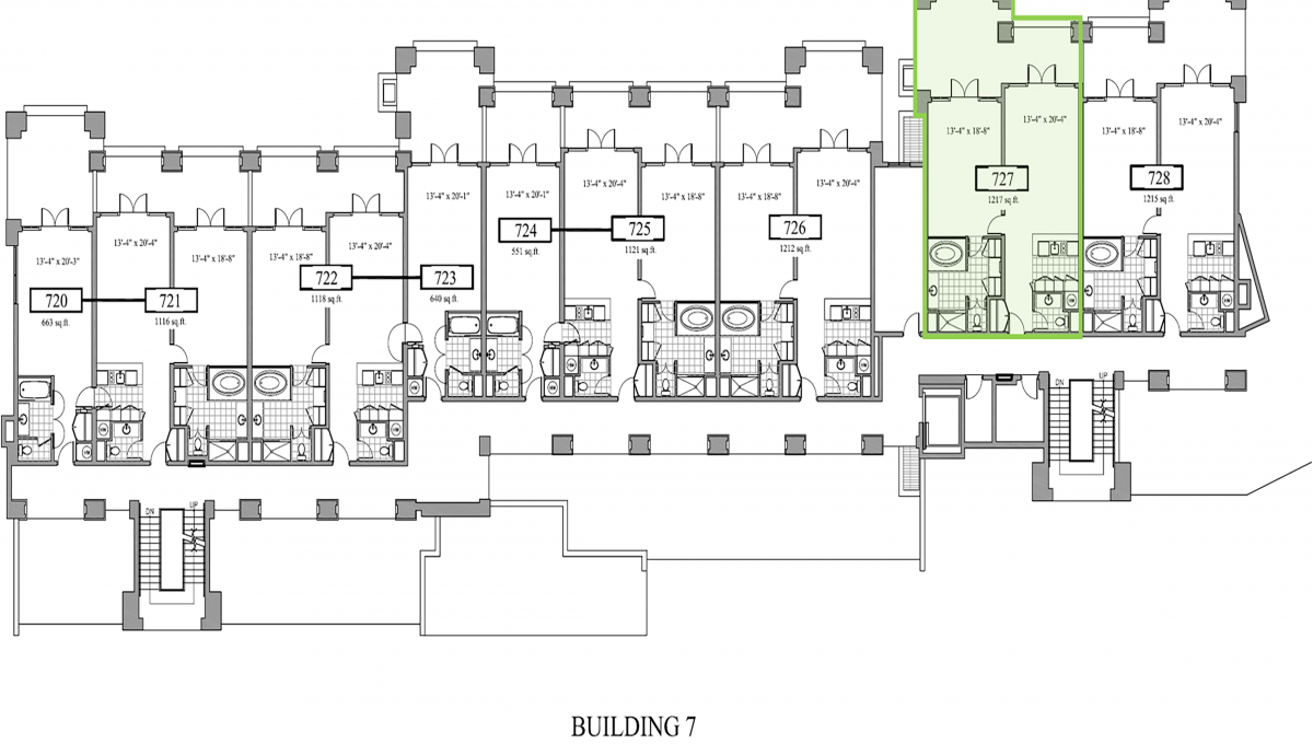 NBH Floor Plan (Unit 727) v4608