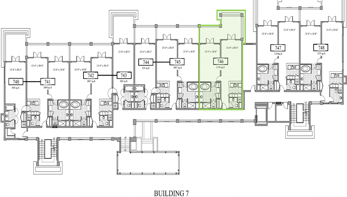 NBH Floor Plan (Unit 746) v4608