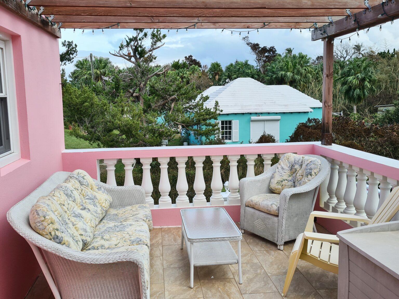 upper verandah